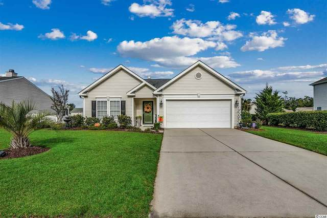 695 Twinflower St., Little River, SC 29566 (MLS #2020465) :: The Lachicotte Company