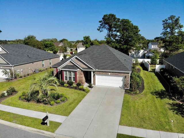 155 E Covington Dr., Myrtle Beach, SC 29579 (MLS #2020490) :: The Lachicotte Company