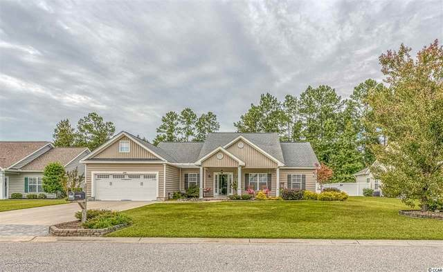 130 Grier Crossing Dr., Conway, SC 29526 (MLS #2020518) :: Coldwell Banker Sea Coast Advantage