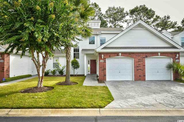 2194 Longwood Lakes Dr. #2194, Myrtle Beach, SC 29579 (MLS #2020528) :: James W. Smith Real Estate Co.