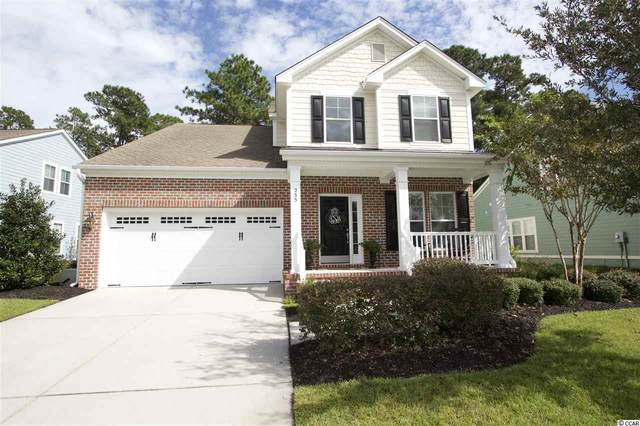 235 Simplicity Dr., Murrells Inlet, SC 29576 (MLS #2020530) :: The Hoffman Group
