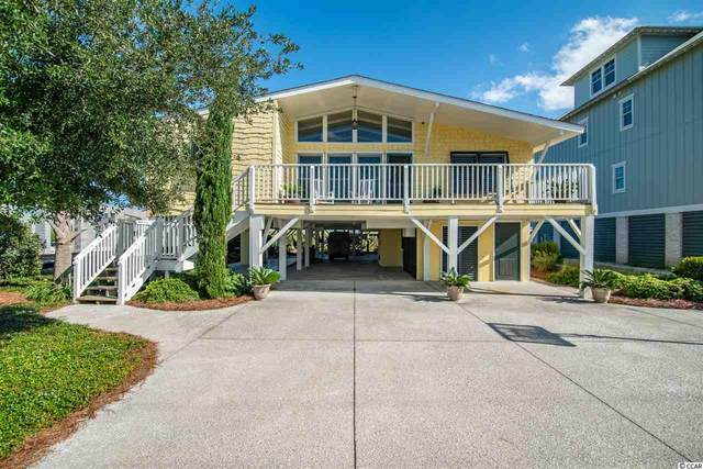 980 Parker Dr., Pawleys Island, SC 29585 (MLS #2020544) :: The Litchfield Company