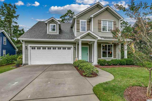 25 Bears Paw Way, Pawleys Island, SC 29585 (MLS #2020569) :: The Trembley Group | Keller Williams