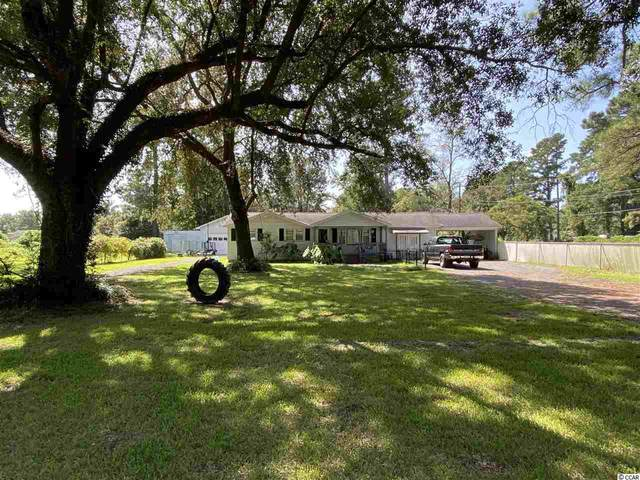 499 West Virginia Rd., Georgetown, SC 29440 (MLS #2020592) :: Sloan Realty Group