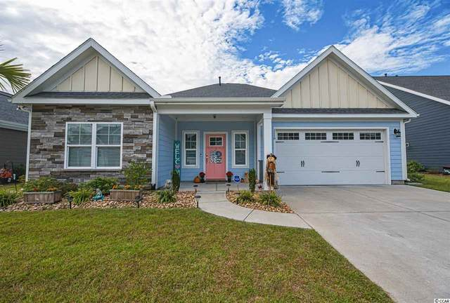 1119 Doubloon Dr., North Myrtle Beach, SC 29582 (MLS #2020597) :: The Litchfield Company