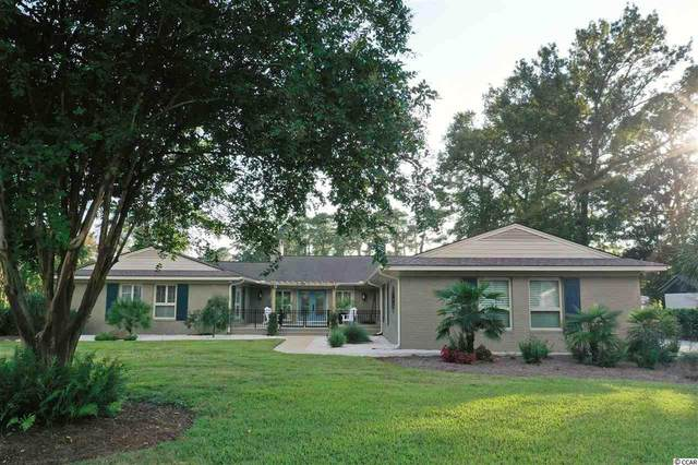 711 Holloway Circle S, North Myrtle Beach, SC 29582 (MLS #2020617) :: The Litchfield Company