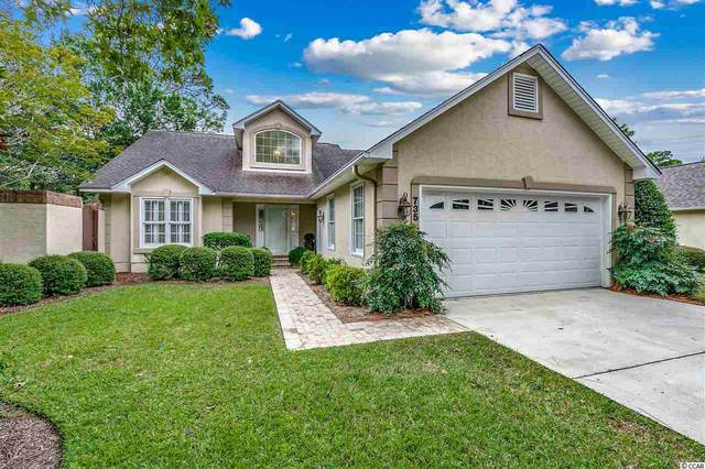735 Antigua Dr., Myrtle Beach, SC 29572 (MLS #2020624) :: Welcome Home Realty