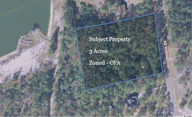 TBD Bb Watson Rd., Conway, SC 29526 (MLS #2020633) :: Jerry Pinkas Real Estate Experts, Inc
