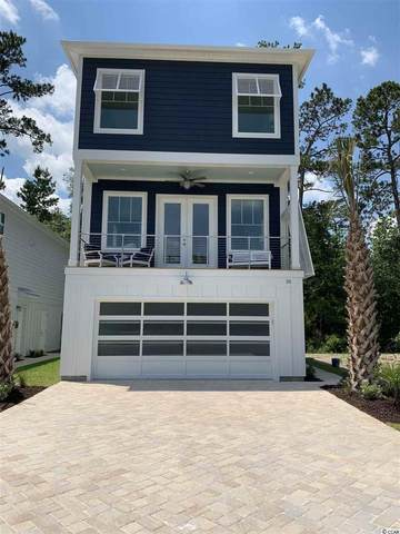 237 Clamdigger Loop, Pawleys Island, SC 29585 (MLS #2020634) :: Duncan Group Properties