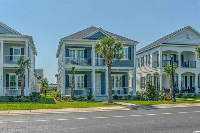 808 Crystal Water Way, Myrtle Beach, SC 29579 (MLS #2020642) :: Welcome Home Realty