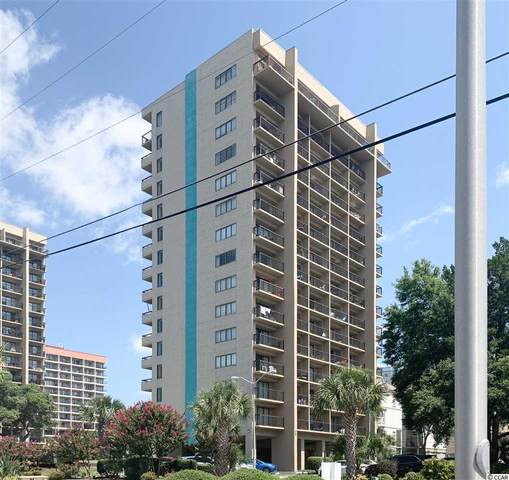 7500 N Ocean Blvd. #4030, Myrtle Beach, SC 29577 (MLS #2020648) :: Garden City Realty, Inc.