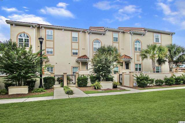 400 N Hillside Ave. #302, North Myrtle Beach, SC 29582 (MLS #2020673) :: The Lachicotte Company