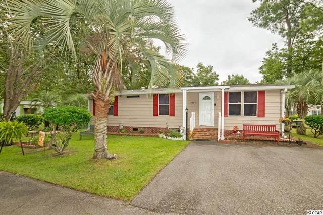 3033 Salem Circle, Murrells Inlet, SC 29576 (MLS #2020686) :: Welcome Home Realty