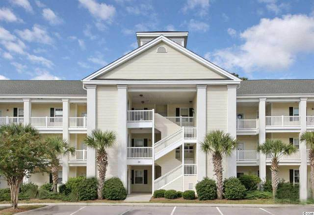 601 N Hillside Dr. #2006, North Myrtle Beach, SC 29582 (MLS #2020694) :: The Lachicotte Company