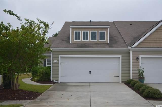 4476 Livorn Loop #4476, Myrtle Beach, SC 29579 (MLS #2020705) :: James W. Smith Real Estate Co.