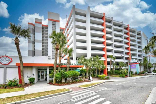 7200 N Ocean Blvd. #332, Myrtle Beach, SC 29572 (MLS #2020714) :: Garden City Realty, Inc.