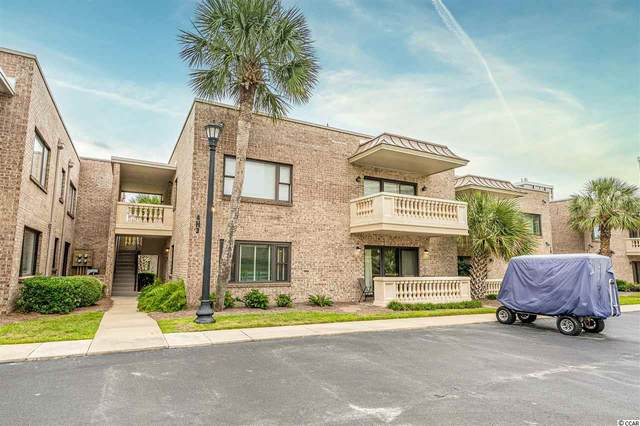 10100 Lake Shore Dr. H3, Myrtle Beach, SC 29572 (MLS #2020727) :: The Lachicotte Company