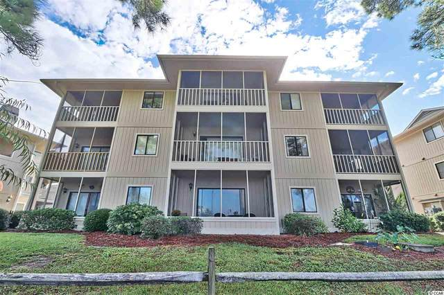4250 Pinehurst Circle P-9, Little River, SC 29566 (MLS #2020730) :: Welcome Home Realty