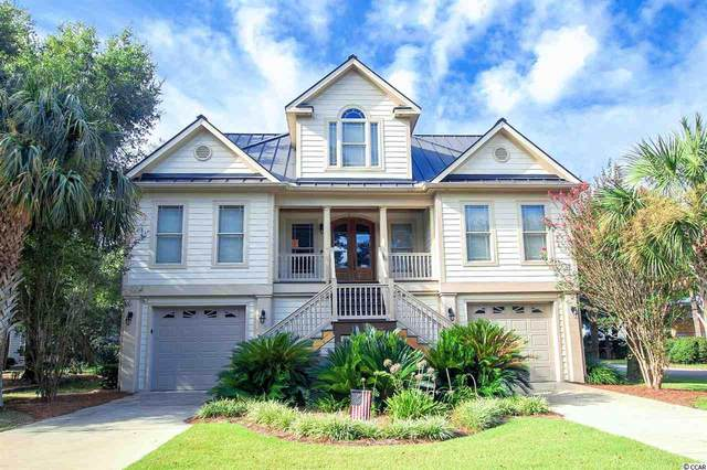 211 10th Ave. N, Surfside Beach, SC 29575 (MLS #2020734) :: Welcome Home Realty