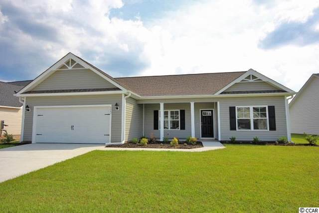 307 Palm Terrace Loop, Conway, SC 29526 (MLS #2020751) :: Welcome Home Realty