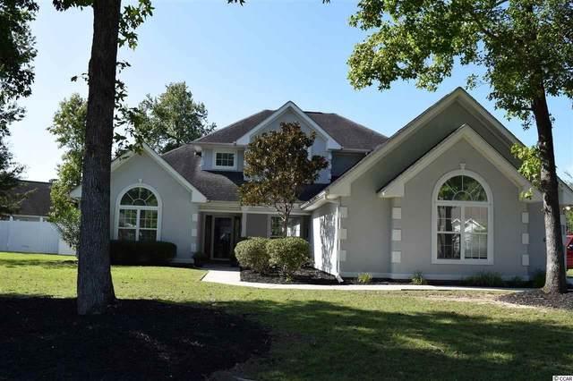 4005 Manor Wood Dr., Myrtle Beach, SC 29588 (MLS #2020764) :: Sloan Realty Group