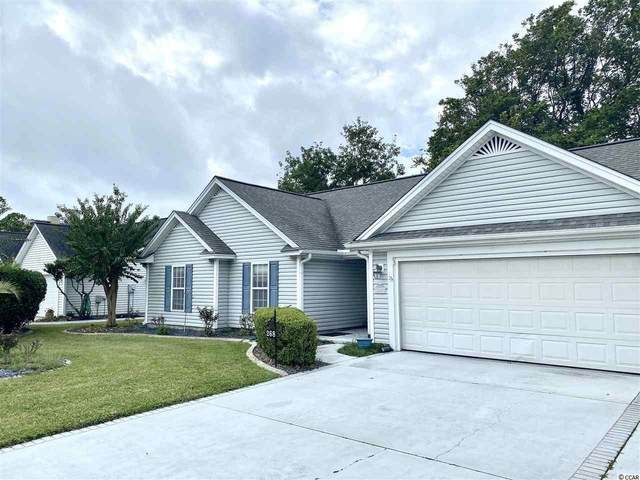 268 Melody Gardens Dr., Surfside Beach, SC 29575 (MLS #2020780) :: Welcome Home Realty