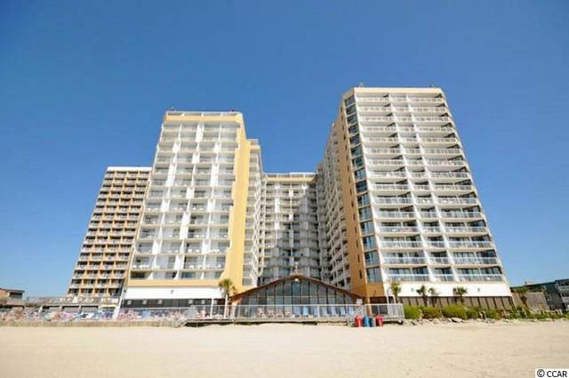 9550 Shore Dr. #1625, Myrtle Beach, SC 29572 (MLS #2020812) :: Garden City Realty, Inc.