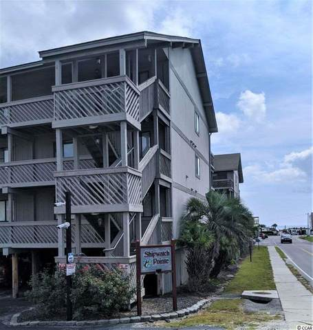 9621 Shore Dr. J-130, Myrtle Beach, SC 29572 (MLS #2020824) :: Garden City Realty, Inc.