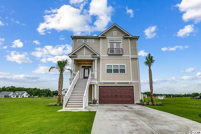350 Harbour View Dr., Myrtle Beach, SC 29579 (MLS #2020839) :: The Hoffman Group