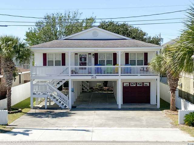315 N 30th Ave. N, North Myrtle Beach, SC 29582 (MLS #2020849) :: Garden City Realty, Inc.