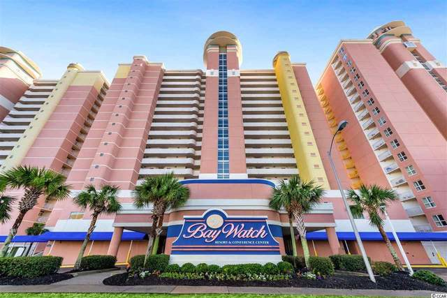 2701 Ocean Blvd. S #231, North Myrtle Beach, SC 29582 (MLS #2020875) :: Garden City Realty, Inc.