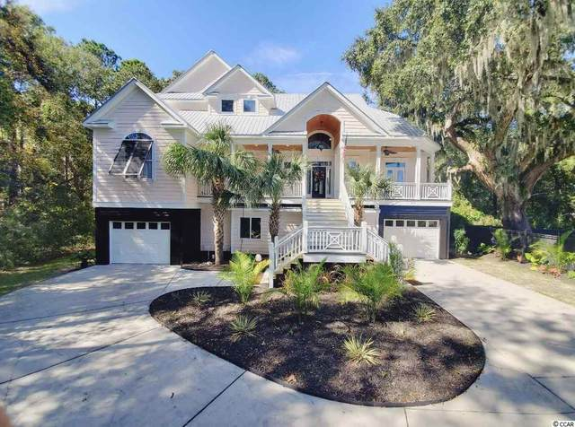 217 Harbourreef Dr., Pawleys Island, SC 29585 (MLS #2020876) :: Armand R Roux | Real Estate Buy The Coast LLC
