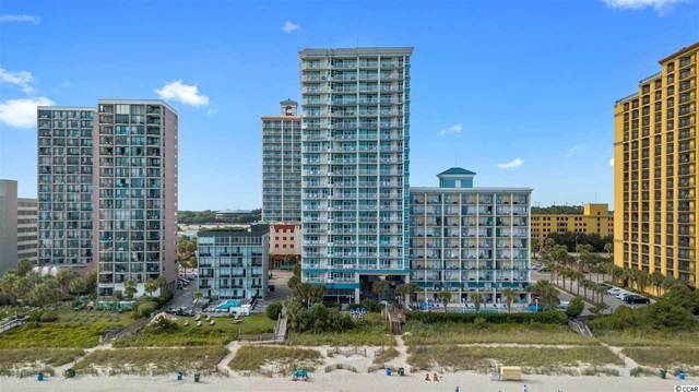 2504 N Ocean Blvd. #2132, Myrtle Beach, SC 29577 (MLS #2020877) :: The Litchfield Company