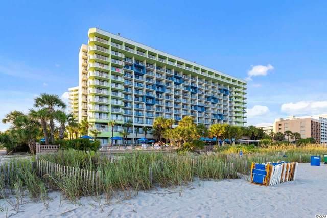 1105 S Ocean Blvd. 546-548, Myrtle Beach, SC 29577 (MLS #2020881) :: Armand R Roux | Real Estate Buy The Coast LLC