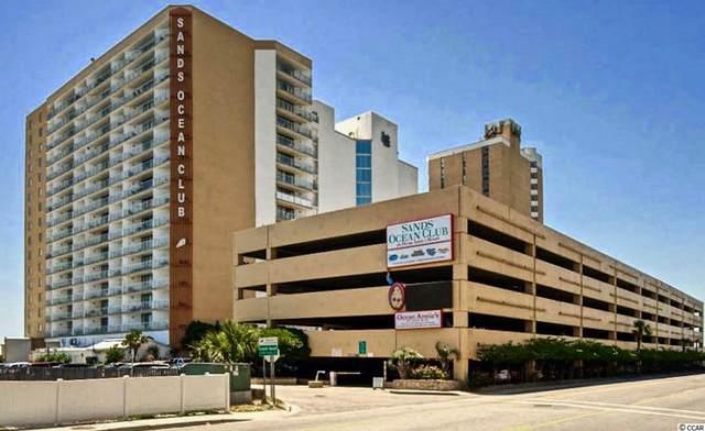 9550 Shore Dr. 337/338, Myrtle Beach, SC 29572 (MLS #2020887) :: Garden City Realty, Inc.