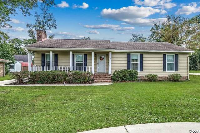 1302 Thomas Ave., North Myrtle Beach, SC 29582 (MLS #2020891) :: Welcome Home Realty