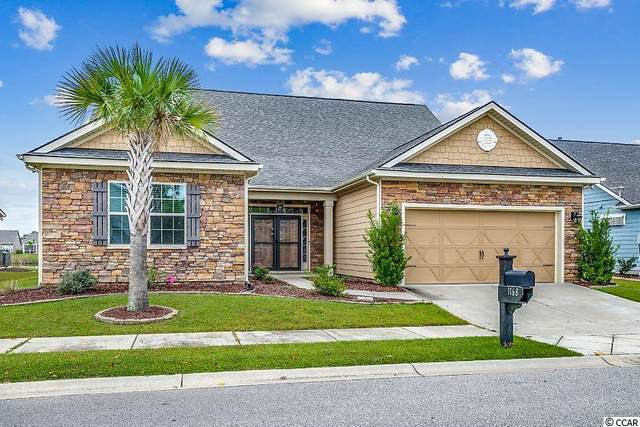 1168 Wyatt Ln., Myrtle Beach, SC 29577 (MLS #2020901) :: Hawkeye Realty