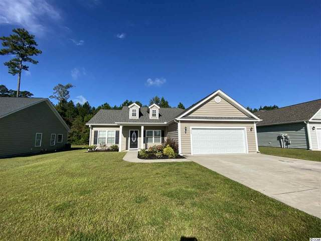 329 Basswood Ct., Conway, SC 29526 (MLS #2020909) :: Grand Strand Homes & Land Realty