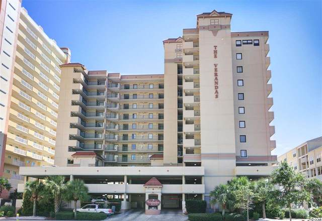 501 S Ocean Blvd. #803, North Myrtle Beach, SC 29582 (MLS #2020922) :: Garden City Realty, Inc.