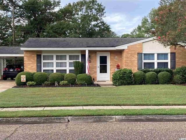3795 Vine St. #3795, Myrtle Beach, SC 29577 (MLS #2020947) :: Jerry Pinkas Real Estate Experts, Inc