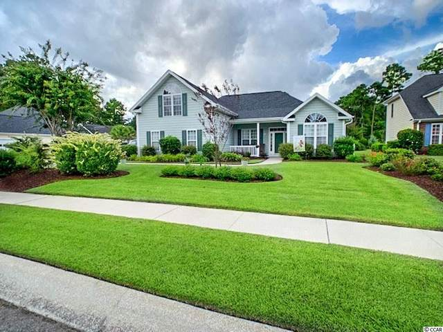 4840 Seabreeze Ln., Myrtle Beach, SC 29579 (MLS #2020951) :: James W. Smith Real Estate Co.