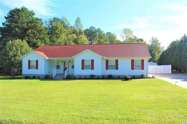 3736 Faith Dr., Conway, SC 29527 (MLS #2020954) :: Duncan Group Properties