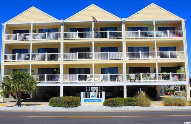 4601 N Ocean Blvd. #202, North Myrtle Beach, SC 29582 (MLS #2020962) :: Garden City Realty, Inc.