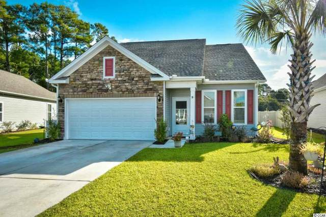 162 Heron Lake Ct., Murrells Inlet, SC 29576 (MLS #2020967) :: The Hoffman Group