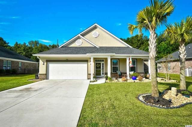 962 Henry James Dr., Myrtle Beach, SC 29579 (MLS #2020969) :: Garden City Realty, Inc.