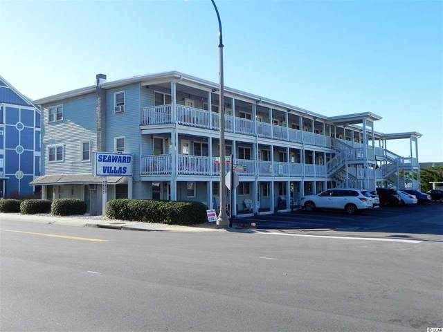 2607 N Ocean Blvd. #5, North Myrtle Beach, SC 29582 (MLS #2020986) :: Coldwell Banker Sea Coast Advantage