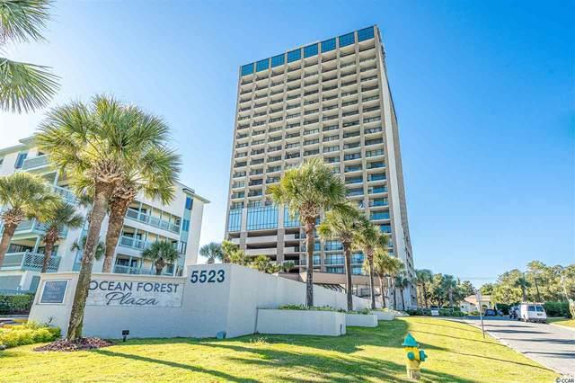 5523 N Ocean Blvd. #1912, Myrtle Beach, SC 29577 (MLS #2020995) :: Duncan Group Properties