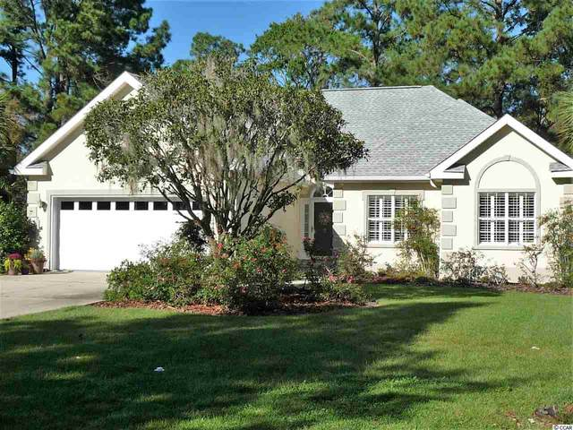 260 Club Circle, Pawleys Island, SC 29585 (MLS #2021019) :: James W. Smith Real Estate Co.