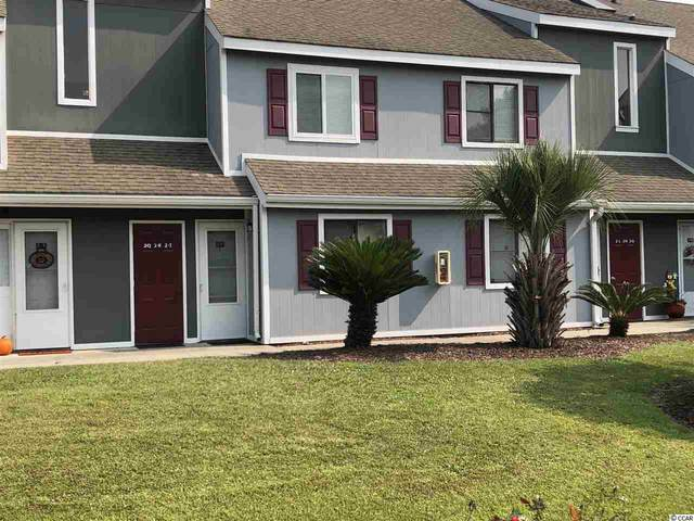 1850 Colony Dr. 2N, Surfside Beach, SC 29575 (MLS #2021047) :: Dunes Realty Sales
