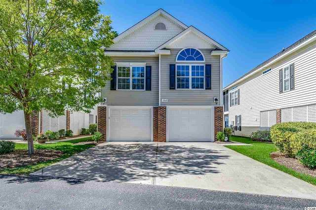 1363 Wycliffe Dr., Myrtle Beach, SC 29577 (MLS #2021049) :: James W. Smith Real Estate Co.
